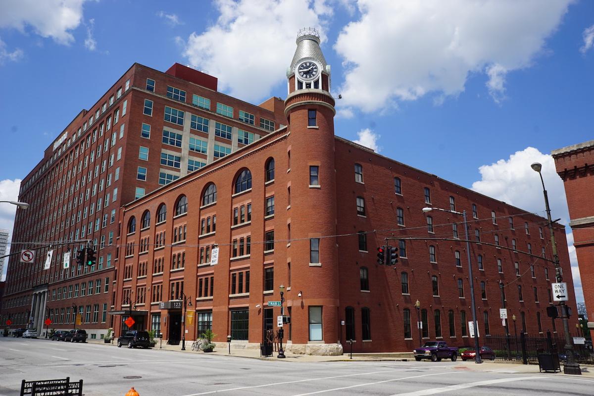 Humana Clock Tower Building Potter Amp Associates